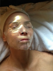 Get Your Own Oscar Gold With  KO'AN Gold Stem Cell Facial!