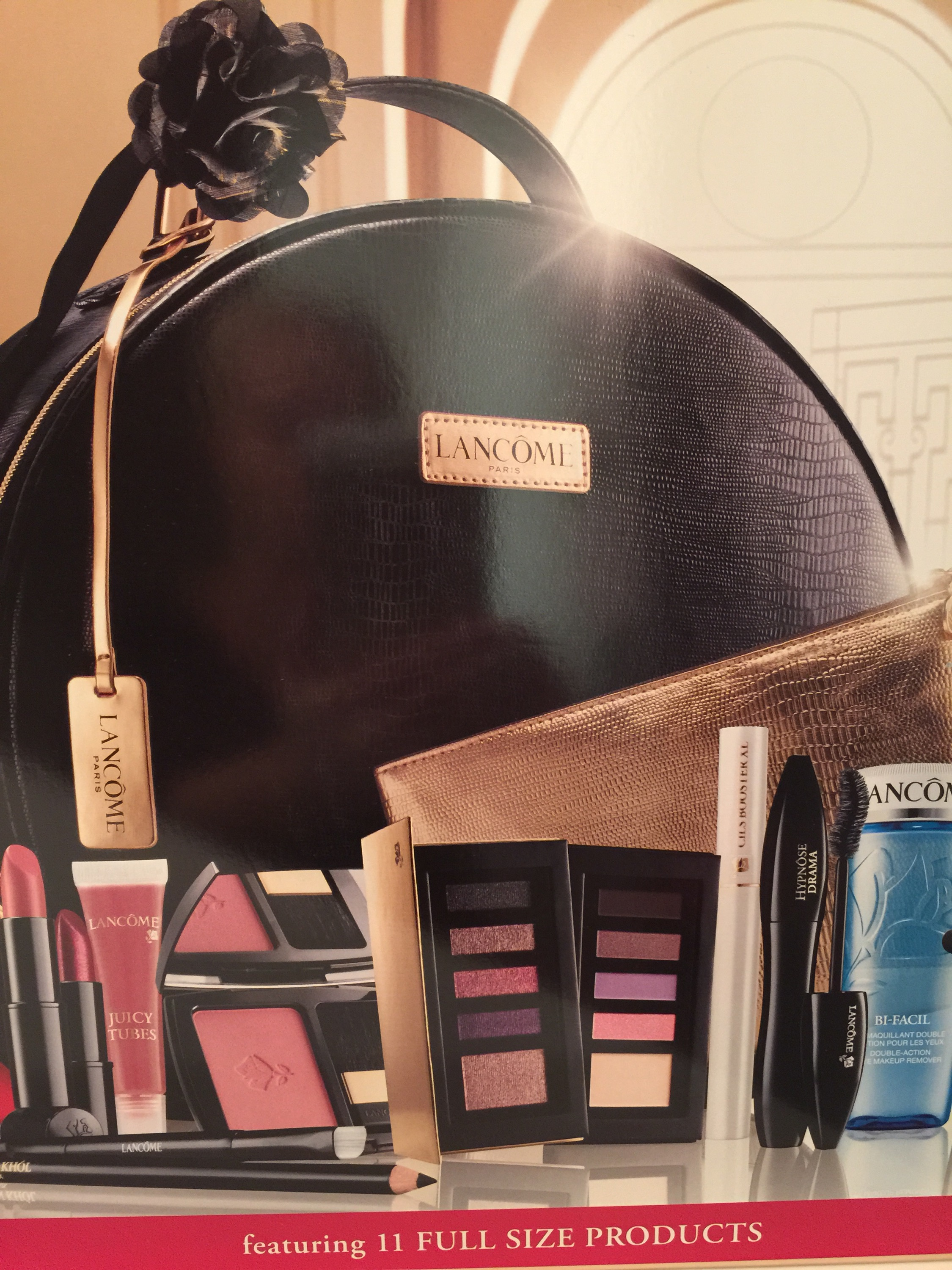 TIS THE SEASON…FOR LANCÔME !