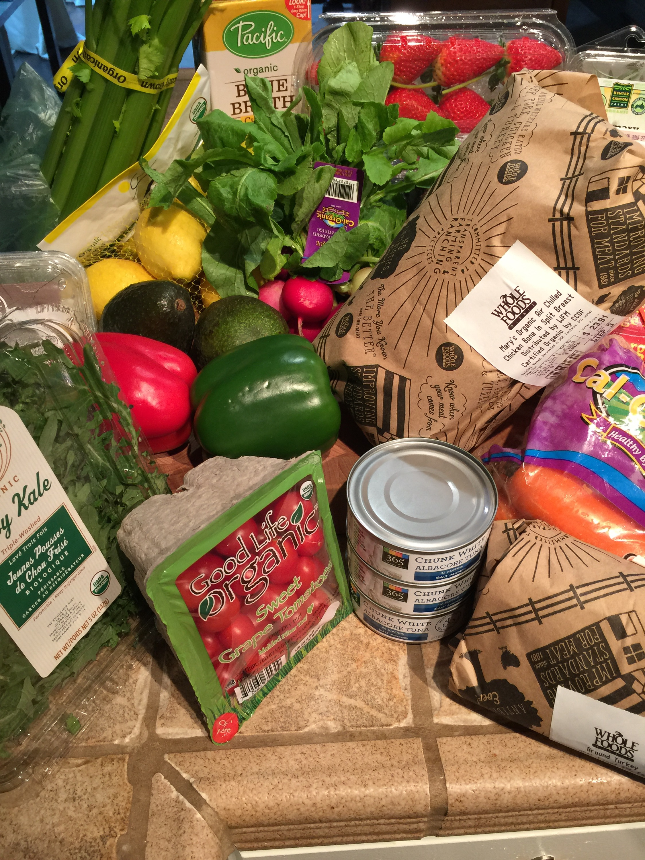 The Easy Bone Broth Diet Shopping List